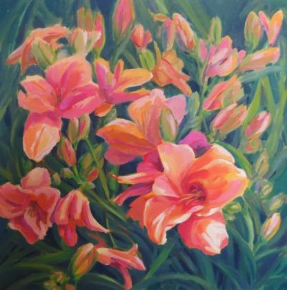 art-daylilies