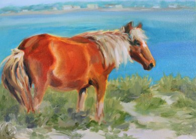 painting-16x12horse