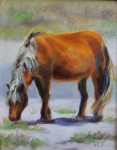 painting-5x7horse