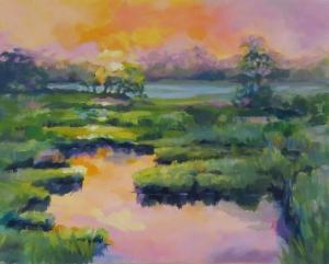 Sanders Creek Sunrise