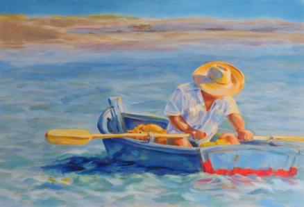 Sugar Island rower