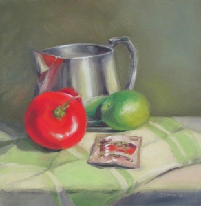 tomatoe and teabag